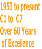 1953 to present